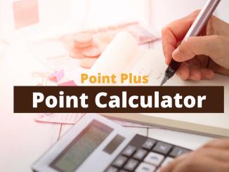 Weight Watchers Point Calculator